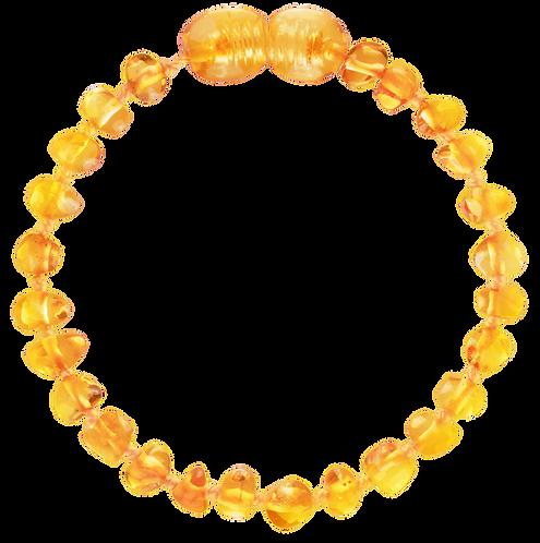 Premium Amber Bracelet Honey, Amberos