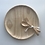 Thumbnail: Eco Wood Toddler Dining Set, Dove and Dovelet