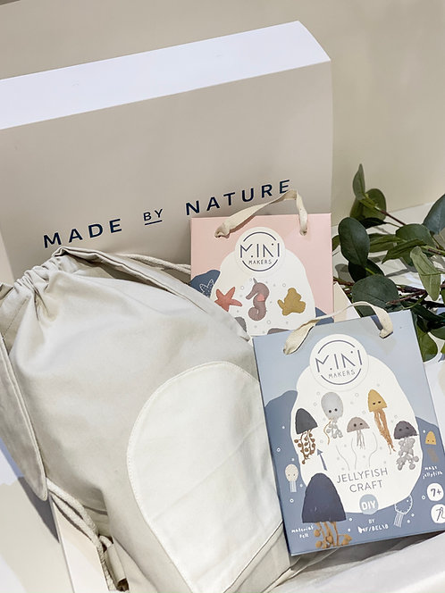 """""""Mini Crafters"""" Gift Box, Made by Nature"""