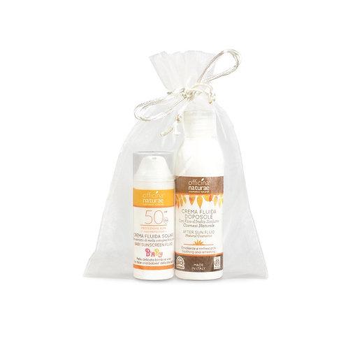 Organic Sun Kit Baby&Mum, Officina Natura