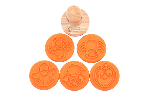 Eco Wood Stamps Forest Stories, Ailefo