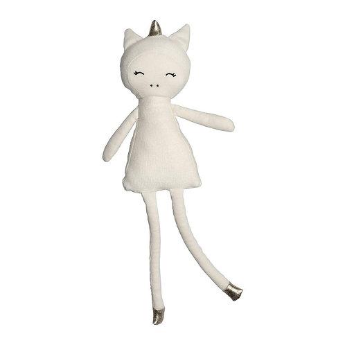 Dream Friend Unicorn Organic Doll, Fabelab