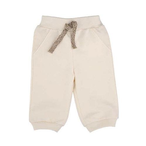 Organic Cotton Fleece Pants, Naturapura