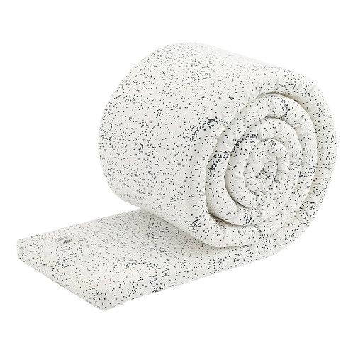 Organic Cotton Baby Crib Bumper Midnight Dust, Born Copenhagen