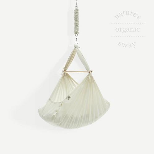 Organic Hammock Baby 1st Bed - Natures Sway