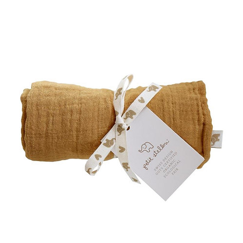 Nooshi Cuddle Gold Organic Cotton, Petit Stellou