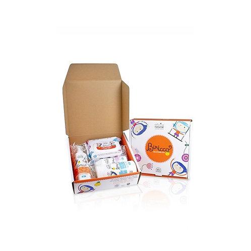 Organic Gift Box First Cuddles 0m+, Biricco by Officina Naturae