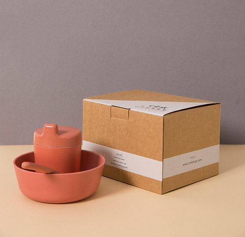 Bamboo Baby Giftbox Brick, Cink