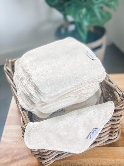 Bamboo Wipes (10-Pack), Bop & Bee