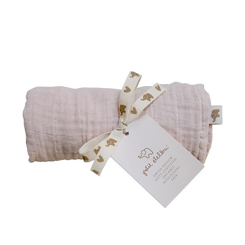 Nooshi Cuddle Blush Organic Cotton, Petit Stellou