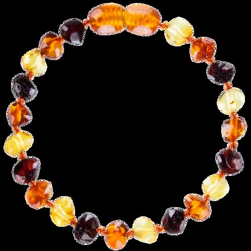 Premium Amber Bracelet Multicolor, Amberos