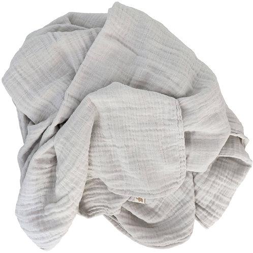 Nooshi Blanket Moonshine Organic Cotton, Petit Stellou