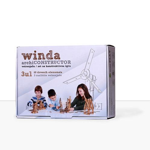 Winda Archi Constructor 4-14Y, ArchiPLAY