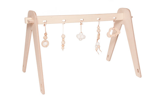 Eco Baby Gym White Cloud, Loullou