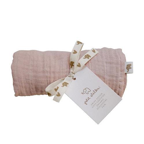 Nooshi Cuddle Fleur Organic Cotton, Petit Stellou