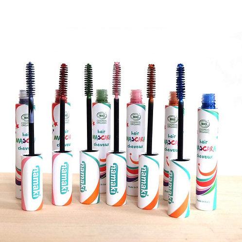 Organic Hair Mascara, Namaki