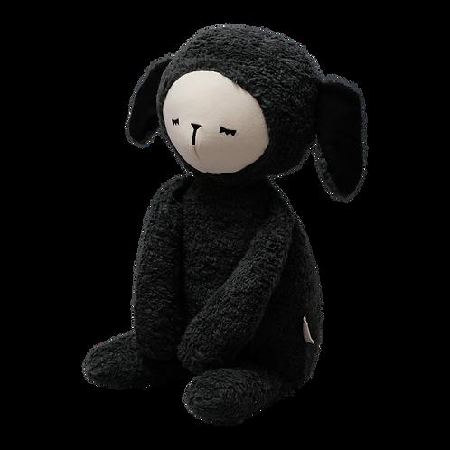 Big Buddy Black Sheep Organic Toy - Fabelab