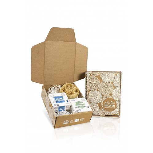 Eco & Organic Solid Bodycare Gift Box, CO.SO. by Officina Naturae