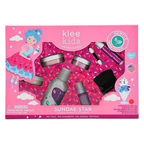 Natural Play Makeup Set - Sundae Star, Klee Naturals