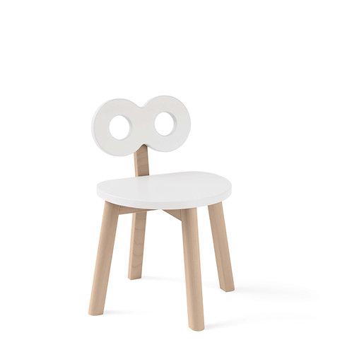 Double-O Chair White, Ooh Noo