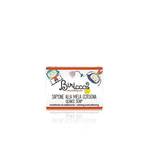 Organic Quince Baby Soap, Biricco