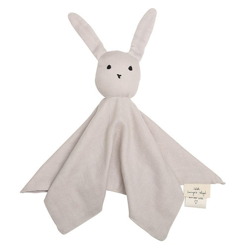 Organic Cotton Sleepy Rabbit Nimbus Cloud, Konges Slojd
