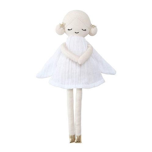Winter Fairy Organic Doll, Fabelab
