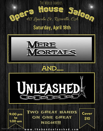 Mere Mortals and Unleashed 4-18-20 790x1