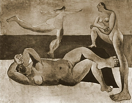 Pablo Picasso Bathers.png