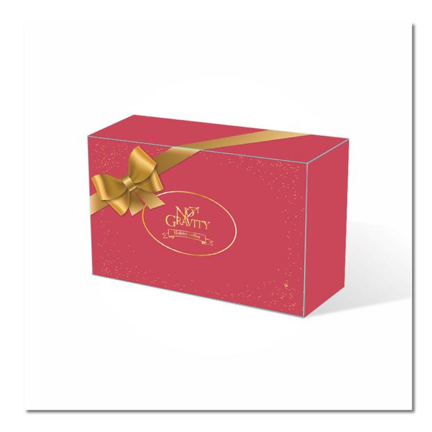 クリスマスコフレ 配送用外装箱