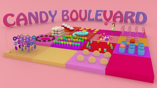 Candy Boulevard