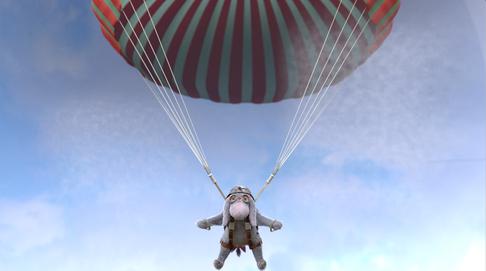 Airborne Eeyore