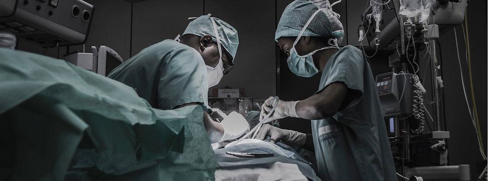 Ostéopathie chocs et opérations