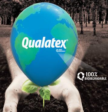 Ballons latex Biodégradable