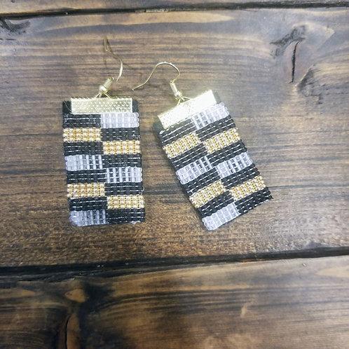 """Bamboo"" Earrings"