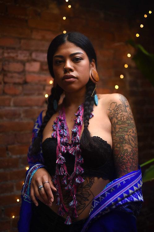 Reyna 3-Tiered Statement Necklace