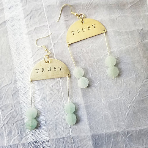 Trust Earrings