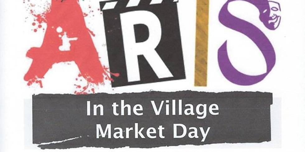 Arts in the Village Market