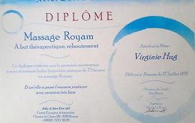 diplôme massage3