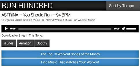 Run Hundred - You Should Run Review
