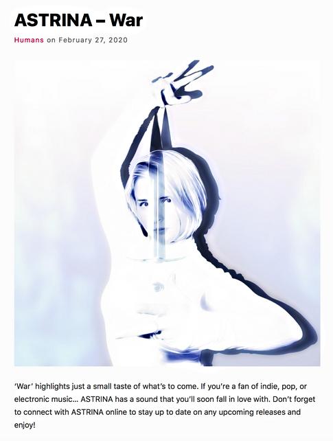 Music By Human - War