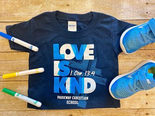 "Preschool ""Love is Kind"" Shirt"
