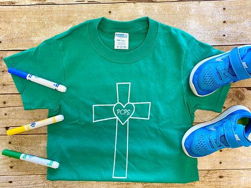 Preschool Green Shirt