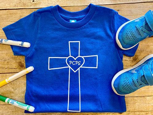 Preschool Blue Shirt