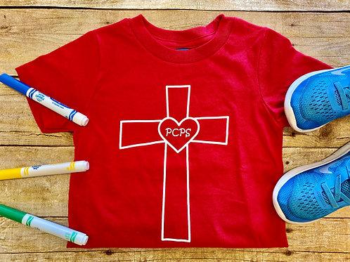 Preschool Red Shirt