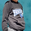 Thumbnail: Preschool Black Sweatshirt (hoodie)