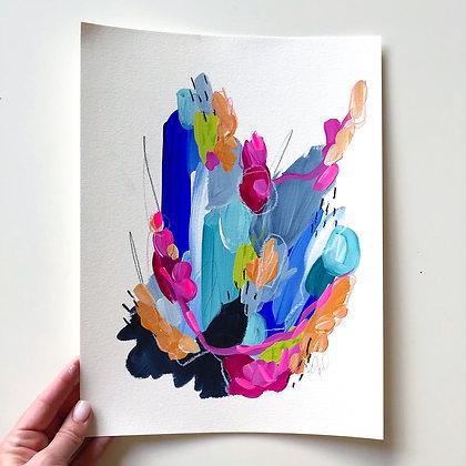 Color Study II