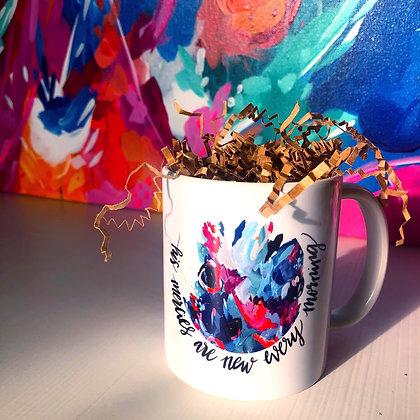 Coffee Mug / Mercies are New