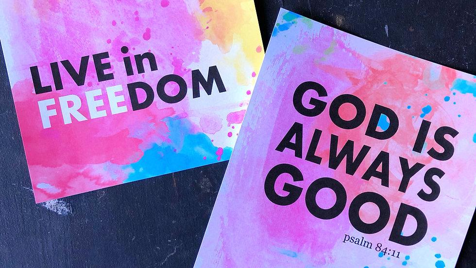INSTANT DOWNLOAD | God is Always Good