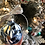 Thumbnail: Glass Ornament - Navy 4